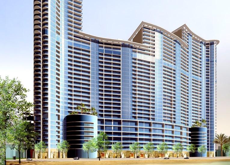 Ajman Corniche Residences is an Aqaar project.
