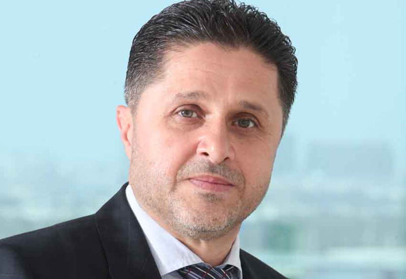 Faris Saeed is the chief executive officer of Diamond Developers.