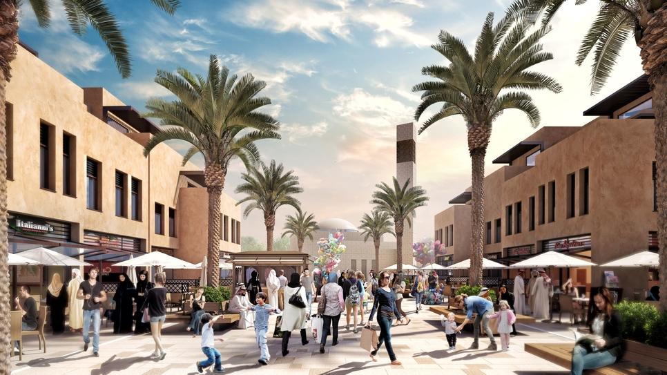 Modon is developing Riyadh City in Abu Dhabi.