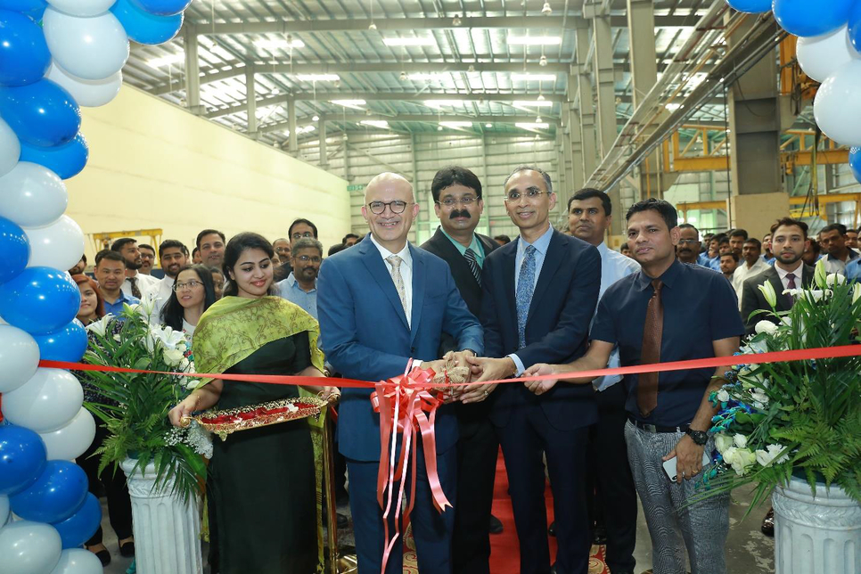 OCC's expanded facility has been unveiled in Al Quoz.