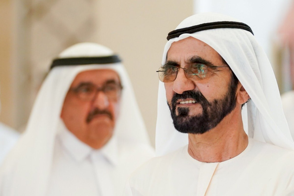 HH Sheikh Mohammed chaired the cabinet session.