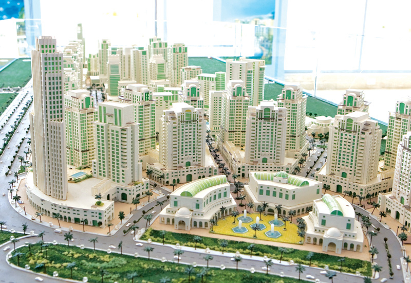 Jeddah Gate is an Emaar Middle East project.