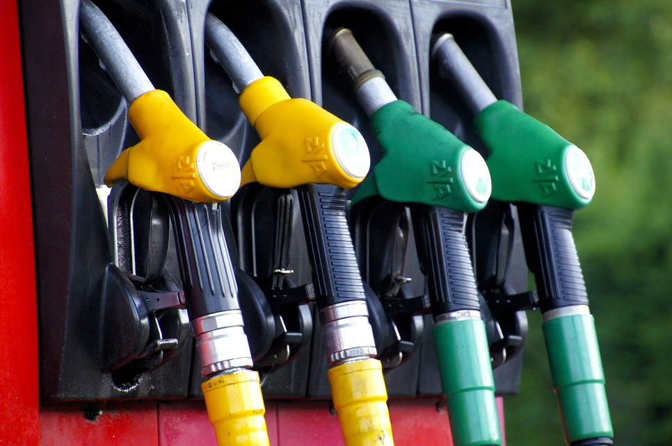 Fuel prices change in the UAE on a monthly basis.