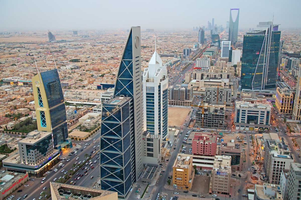 Vision 2030 is driving growth in Saudi Arabia.
