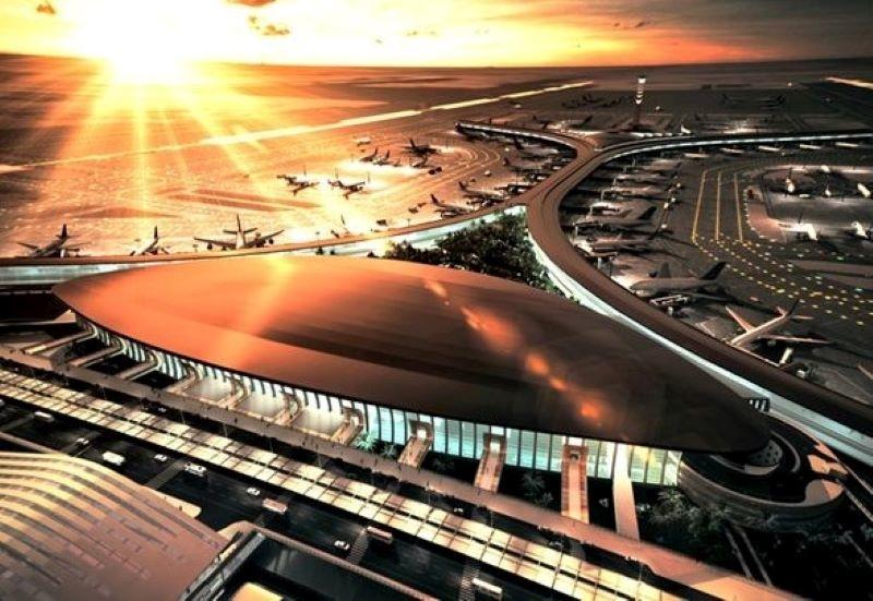 Jeddah's King Abdulaziz International Airport.