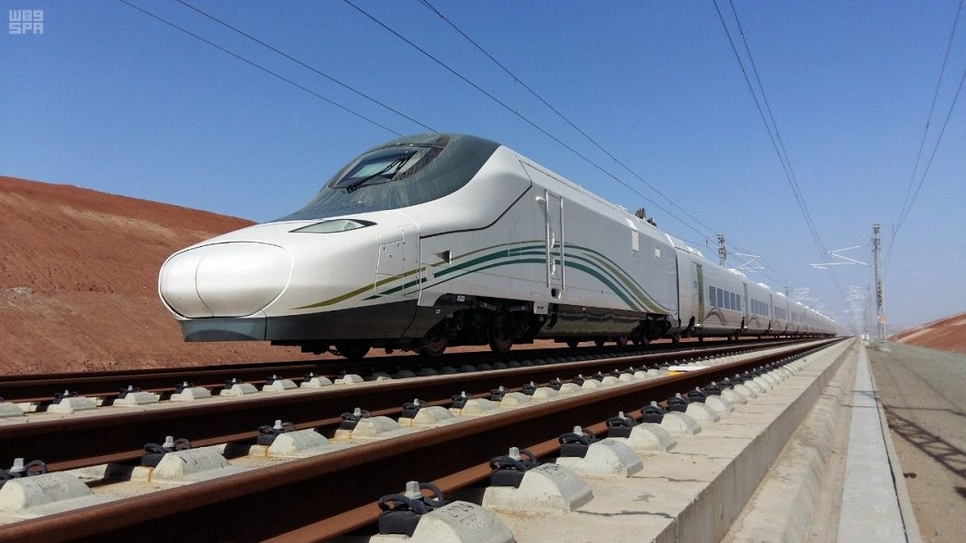 Haramain Rail is a high-speed network in Jeddah.