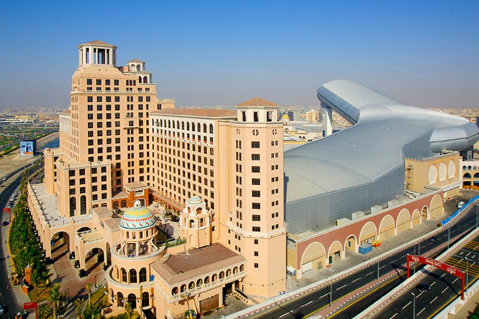 Majid Al Futtaim's Mall of the Emirates in Dubai.
