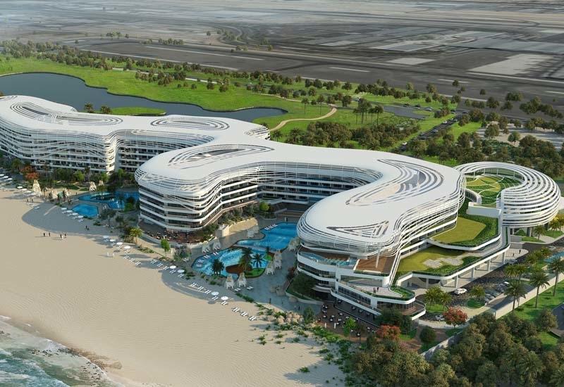 Marriott's St Regis Al Mouj Muscat in Oman.