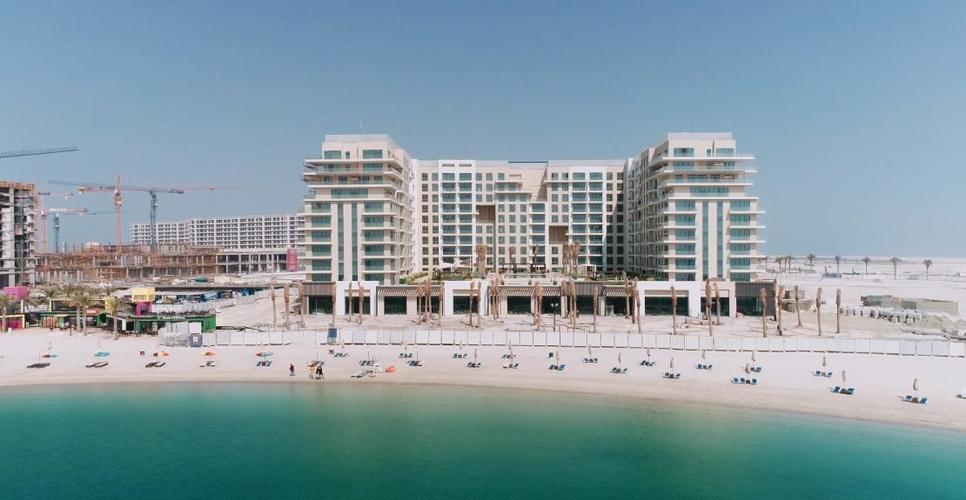 Marassi Shores Residences comprises 289 units.