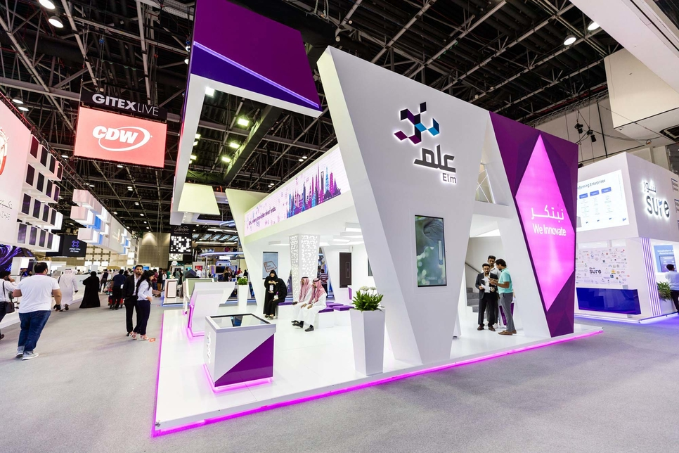 Elm is exhibiting at Gitex 2019.