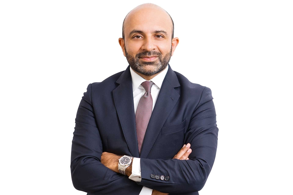 Sachin Kerur is Reed Smith Middle East's managing partner