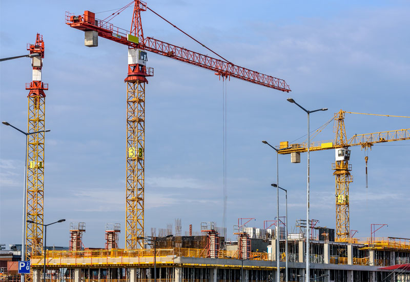 Construction is under way in Egypt [representational].
