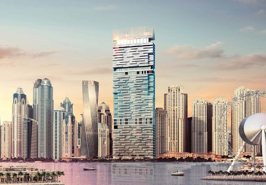 Dubai's Empower has connected district cooling services to the 1/JBR tower.