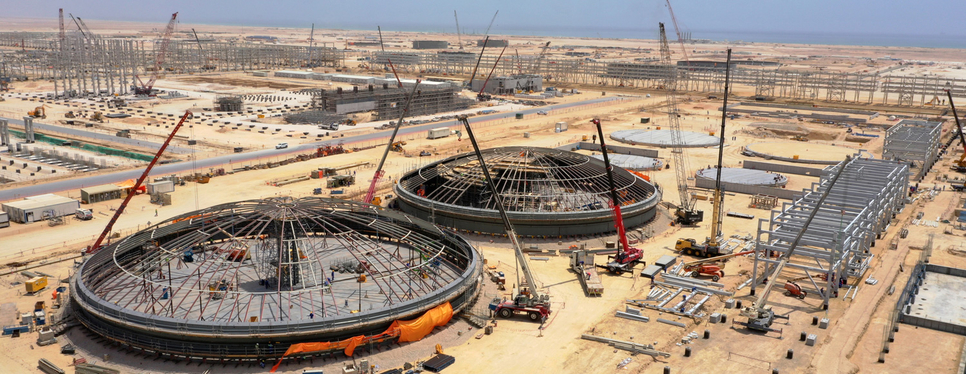 Oman's Duqm Refinery will be completed in 2022