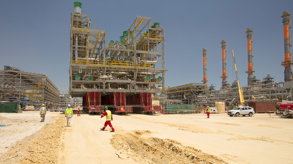 COOEC-Fluor is working on Kuwait's Al-Zour Refinery.