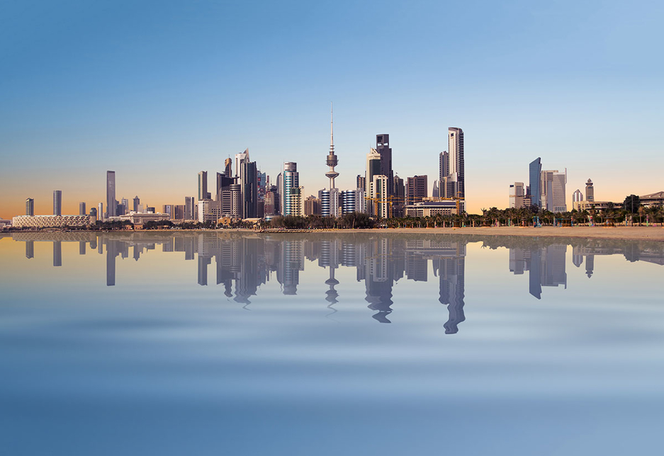 Kuwait's construction sector is witnessing steady activity.