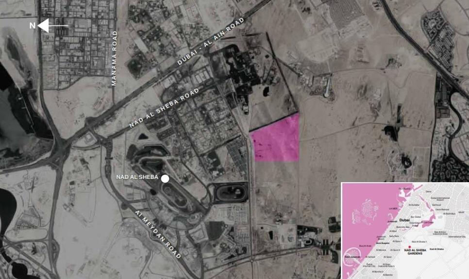 Kier will work on Shamal's Nad Al Sheba project.