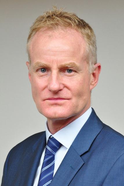 Chris Seymour, managing director – Middle East, Mott MacDonald.