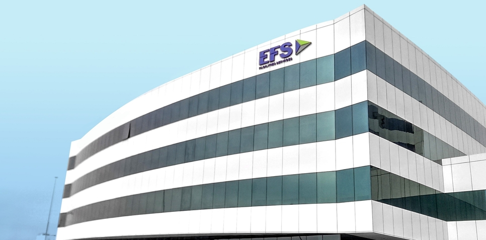 EFS is based in the UAE.
