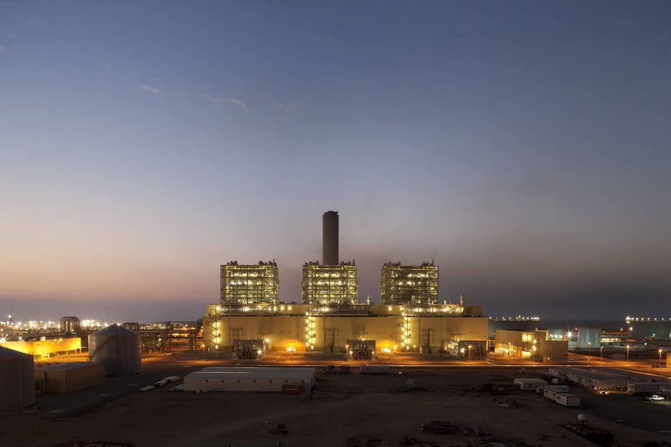 Shuaibah Water and Electricity Co is developing the Saudi projects.