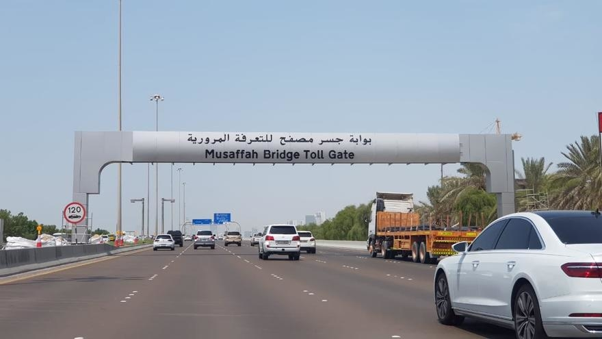 Abu Dhabi's road toll will take effect in 2020.