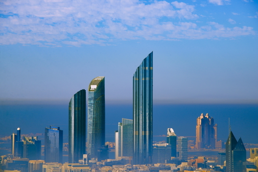 Abu Dhabi's property sector is evolving.
