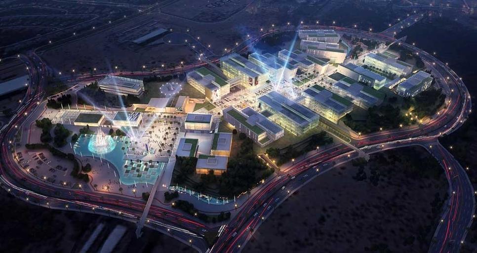 Ricoh opens first company establishment in Dubai's $381m Silicon Park. [representational image]