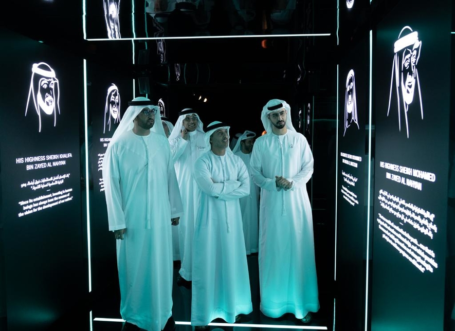 Abu Dhabi launches Mohamed bin Zayed University of Artificial Intelligence.