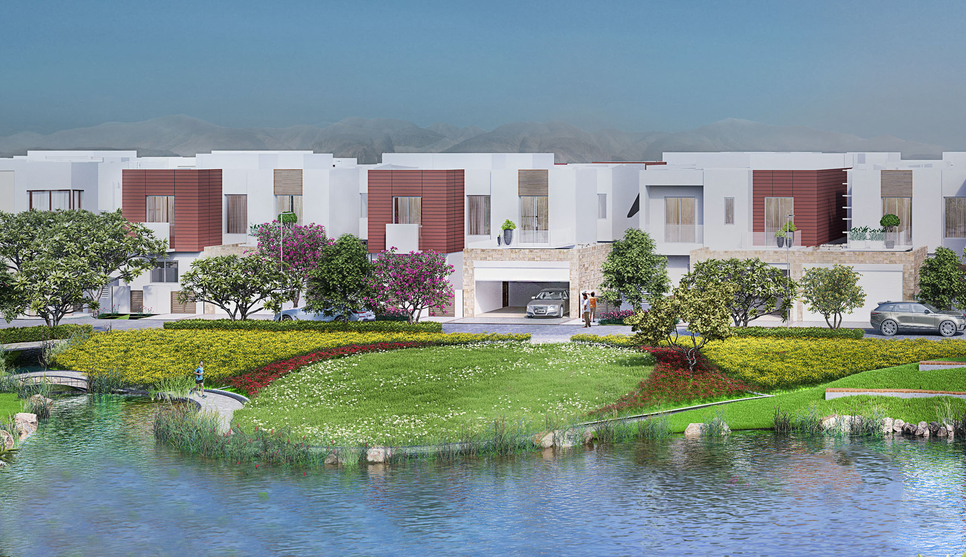Al Mouj, Muscat launches Phase 2 of Oman's Ghadeer Villas.
