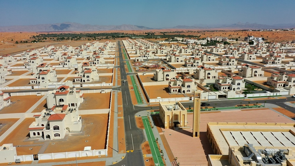 The Sheikh Zayed Housing Programme was established in 1999. [representational]