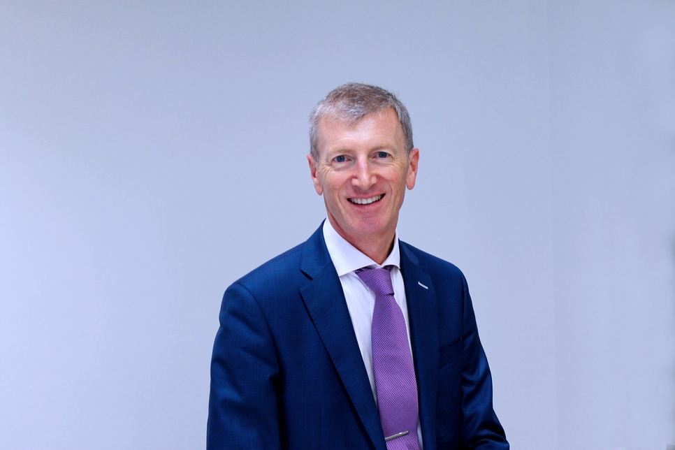 Ramboll appoints Anthony McCarter as ME buildings director.