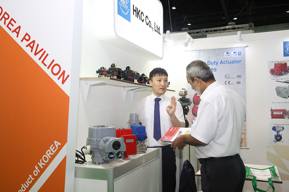 20 South Korean companies confirm participation at Wetex 2019