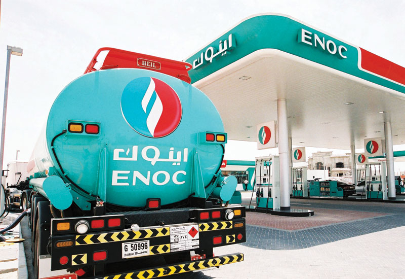 Enoc Group has saved $19.4m through energy saving initiatives over the past five years