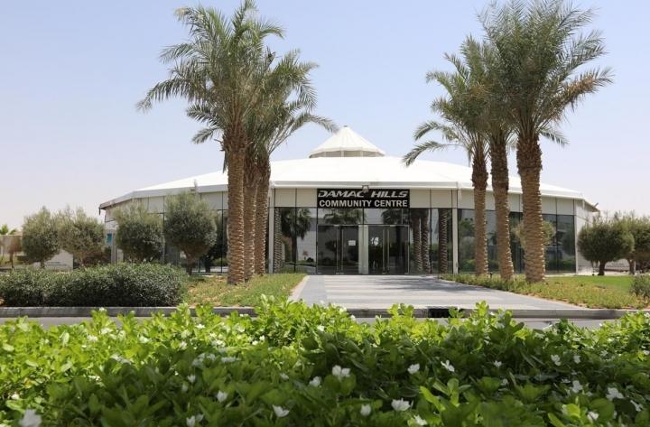 The community centre will be located in Dubai's Damac Hills