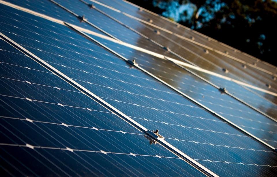Transguard announces installation of 1,224 solar panels. [representational image]