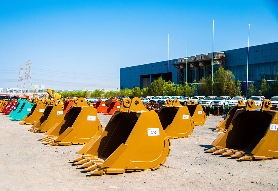 Euro Auctions is noting steady demand for used equipment [PMV Middle East].