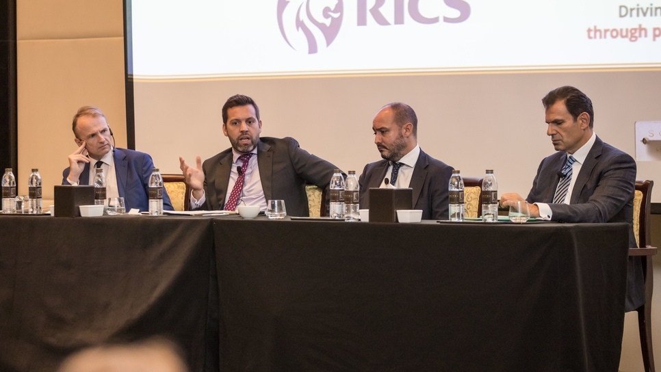 Construction Week's Dispute Resolution Question Time: Abu Dhabi 2019 panel discussion