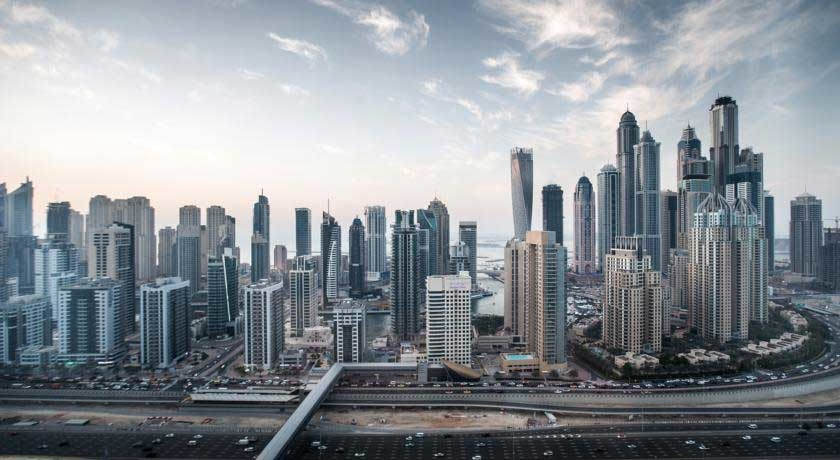 JLT will be fitted with 5G services.