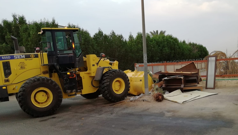 Kuwait municipality trims public cleaning contracts to $408m.