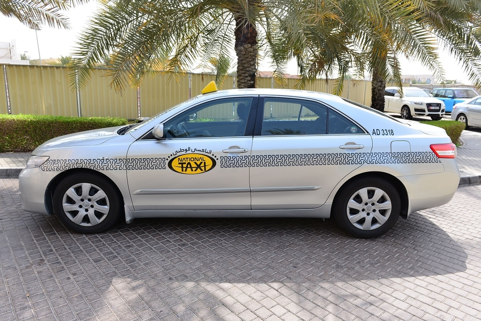 Abu Dhabi's ITC adds 1,308 hybrid vehicles to taxi fleet by Q3 2019