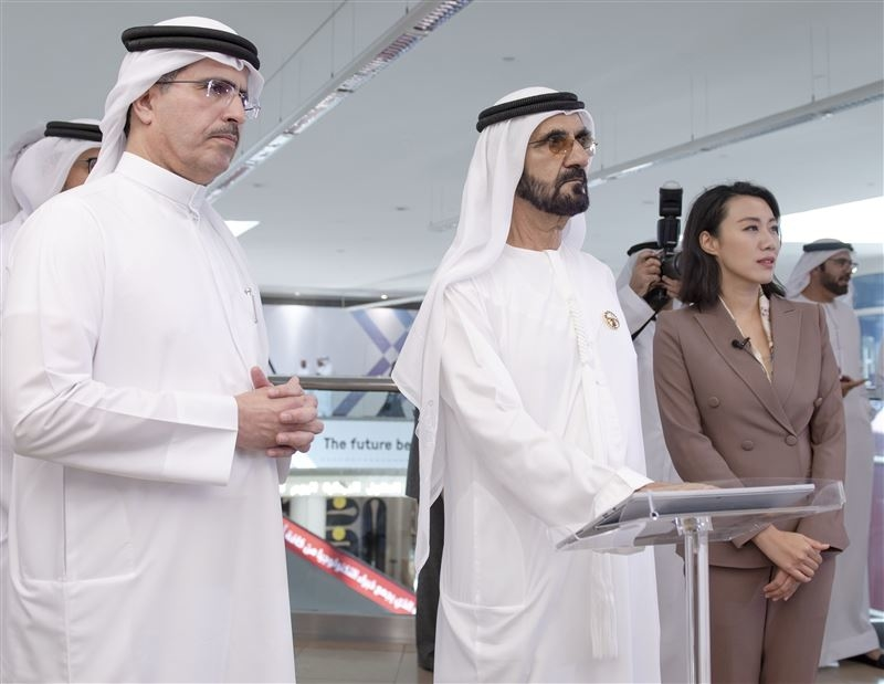HH Sheikh Mohammed bin Rashid launches four innovation labs
