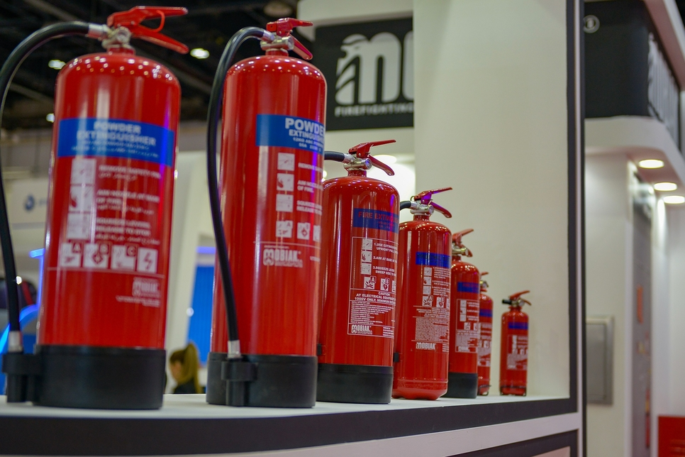 Middle East fire safety sector to be worth $2.3bn by 2025. [representational image]