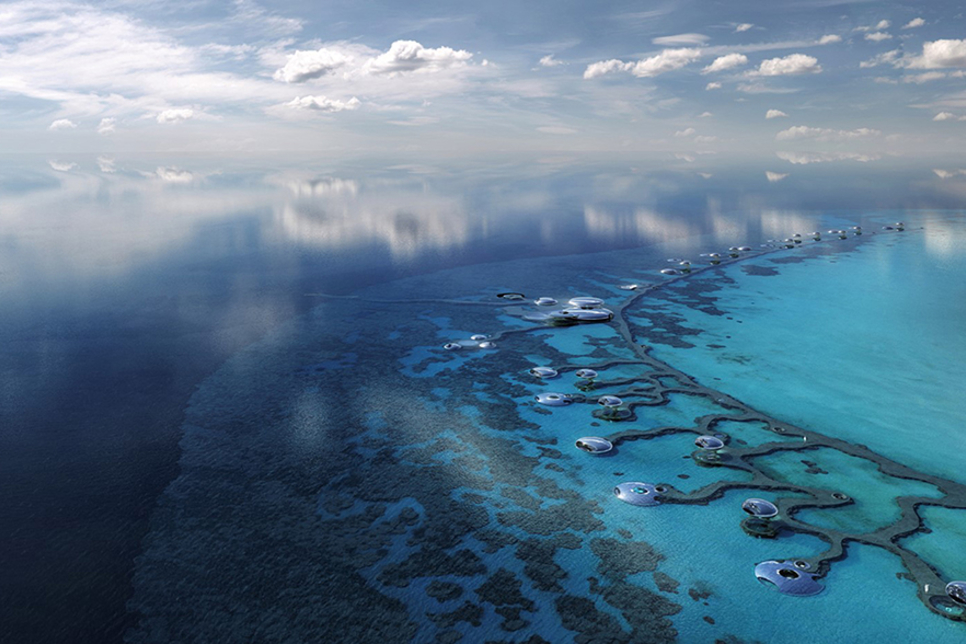 Developments on The Red Sea Project is beginning to gather pace
