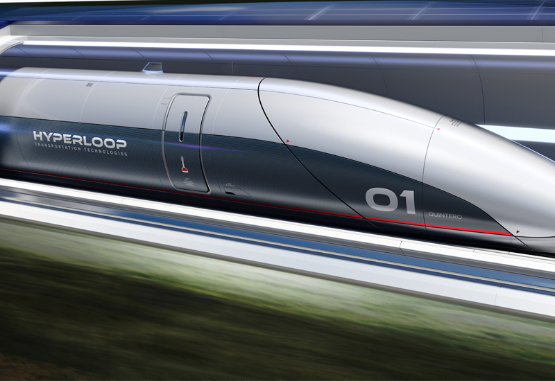 Hyperloop TT are behind the world's first planned commercial hyperloop system in Abu Dhabi