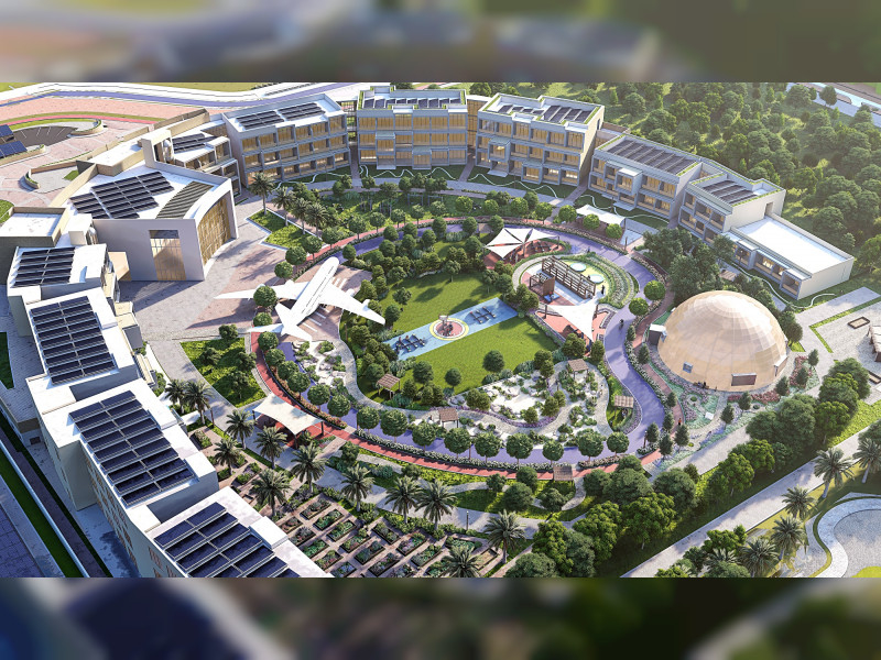 Dubai's Sustainable City reveals 32km2 rehab centre worth $54.5m for People of Determination