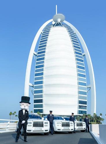 Dubai Holdings takes the lead in Monopoly Dubai launch at Burj Al Arab