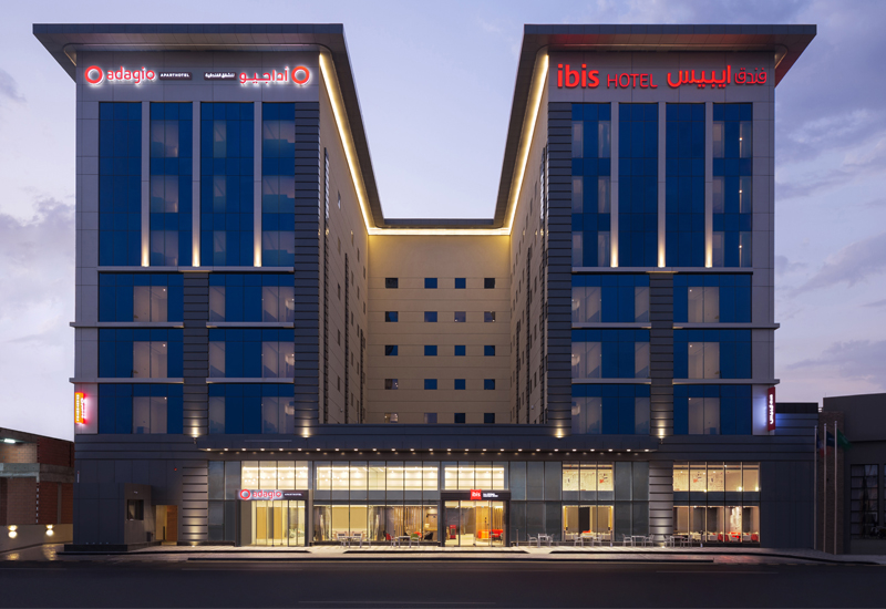 Ibis and Adagio will make their debut in Jeddah