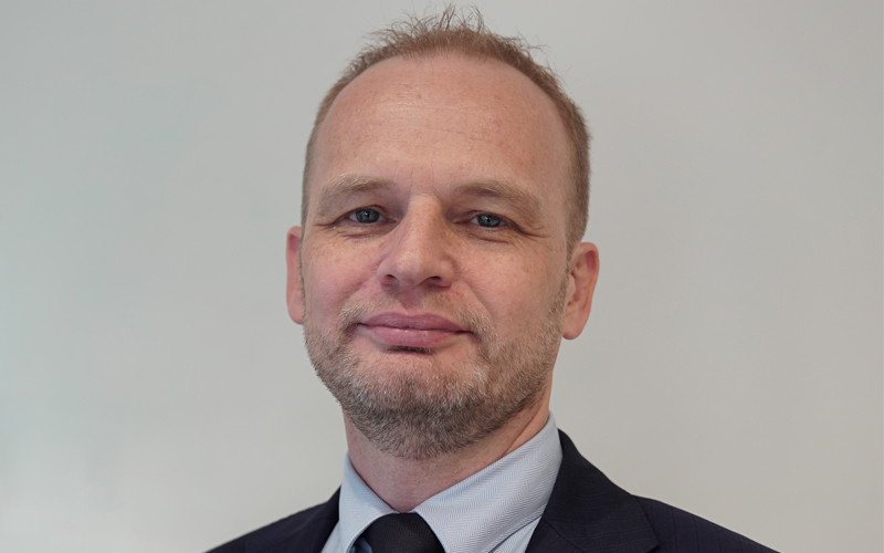Jason Singleton (pictured) will be the buildings director at AECOM