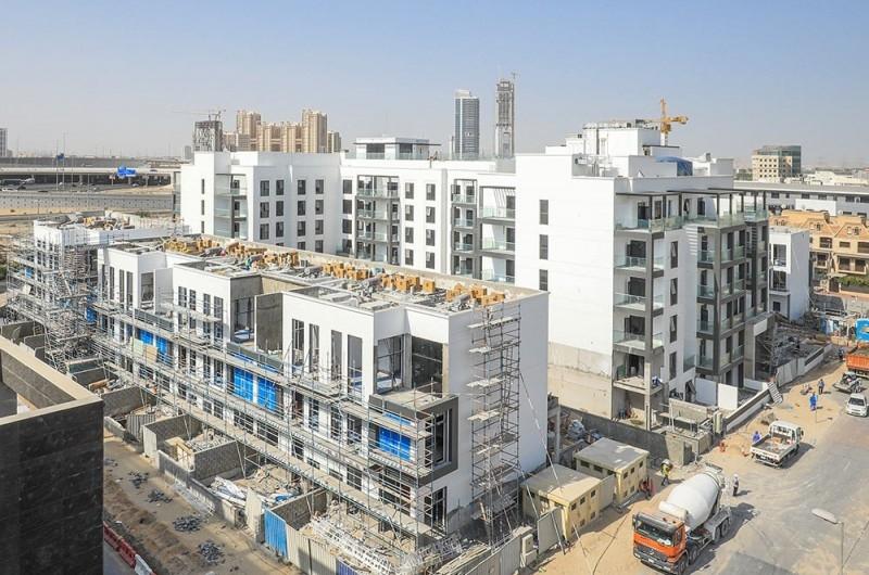 Aurora's $42.2m Hyati Avenue project in JVC hits 86.8% competion milestone
