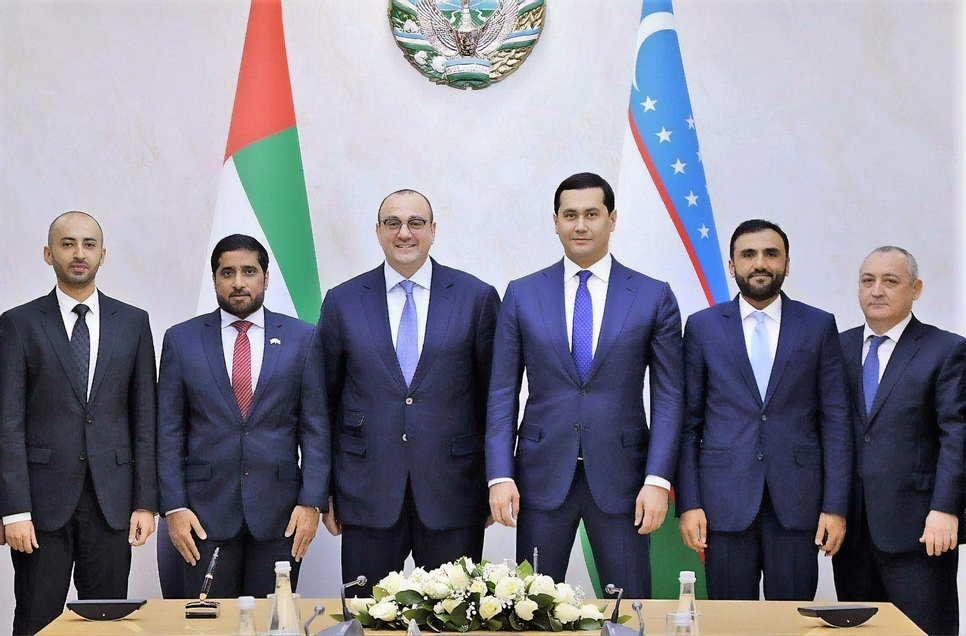 Uzbekistan, Masdar ink deal to develop, operate 100MW solar project